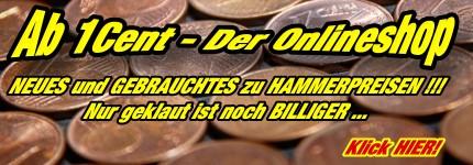 Banner 1-Cent-Shop-Klick